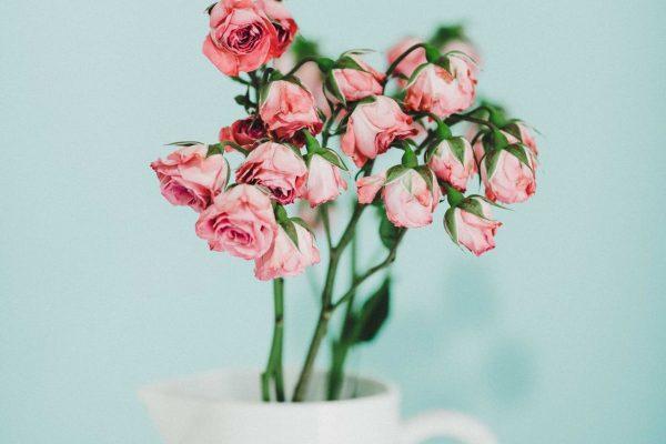 Как украсить гостиную цветами?