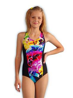 Раздельные и слитные спортивные купальники для детей