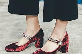 Изучаем туфли Мэри Джейн